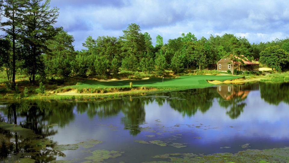 Tobacco road Golf Club located in Sanford, North Carolina.