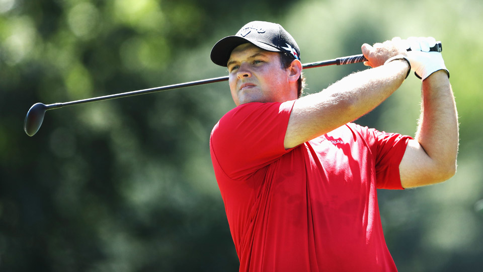 Patrick Reed won The Barclays to ensure he'll be at Hazeltine this fall.