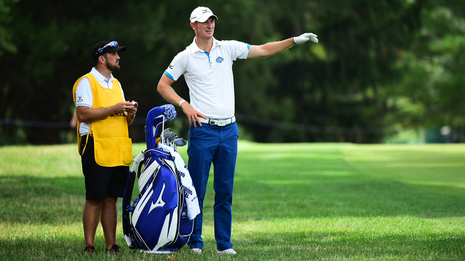 Chris Wood is one of the five players who qualified for the European Ryder Cup team as a rookie.