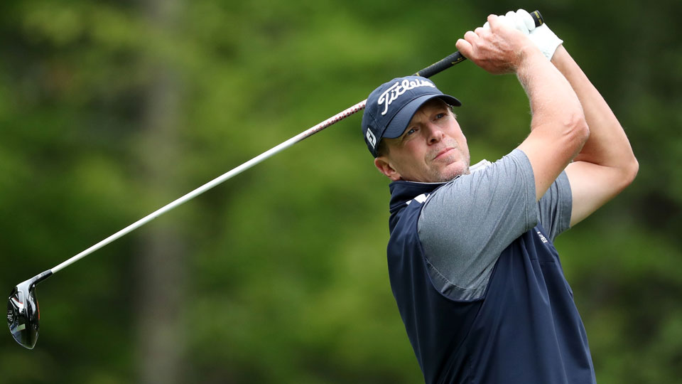 Steve Stricker has played on three Ryder Cup teams from 2008 to 2012.