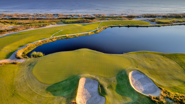 Even in languor, the Ocean Course is haunted by Langer's momentous missed putt.