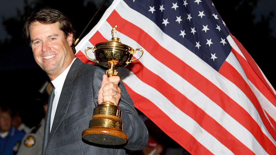 Paul Azinger, eight years removed from Valhalla, is still the last man to captain a winning U.S. team.