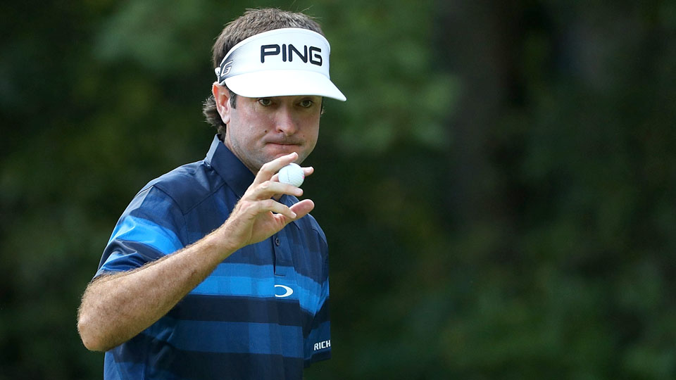 Bubba Watson still needs a pick to make it to Hazeltine.