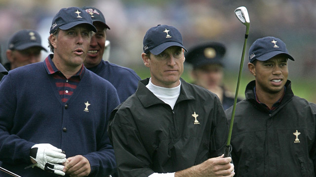 Woods delivered in 2006, but Mickelson and Furyk did not play up to their ranking.