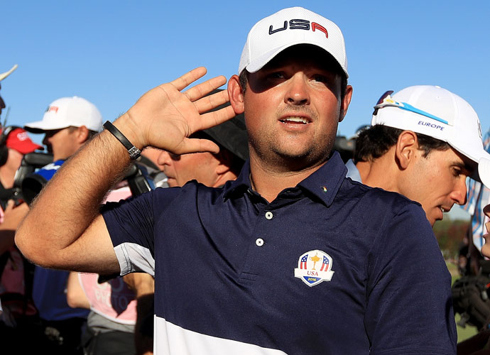 Patrick Reed emerged as a full-on Ryder Cup superstar at Hazeltine.