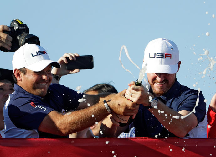 Patrick Reed and Jimmy Walker were key contributors to the U.S. team.