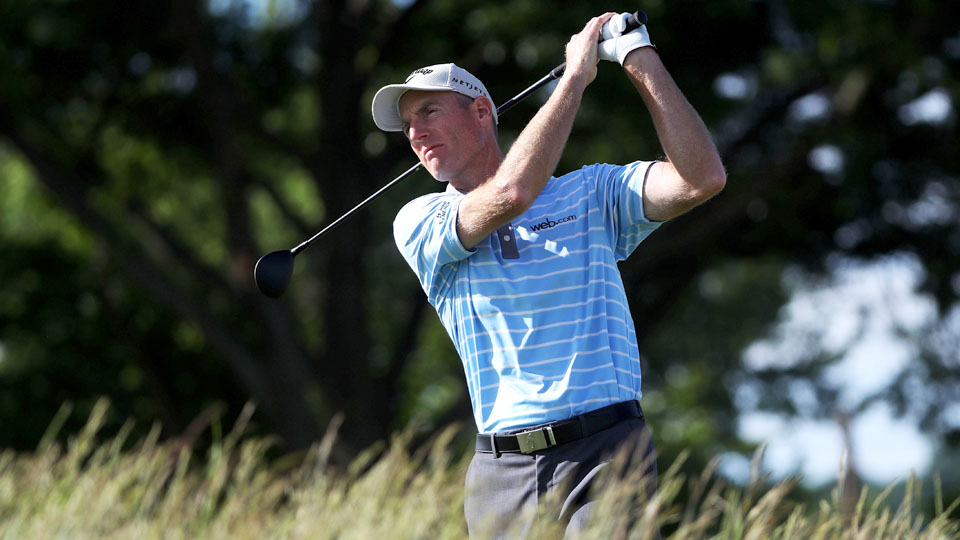 Jim Furyk's swing is one of a kind, but it gets the job done.