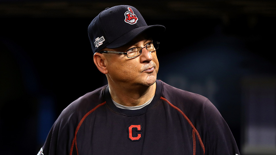 Terry Francona has the edge over Joe Maddon on the links.