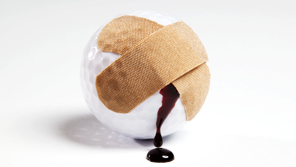 Here are some simple steps to stop the bleeding when it comes to your golf game.