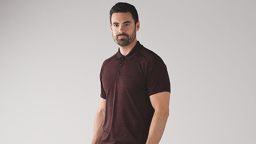 Lululemon Metal Vent Tech Polo, $88