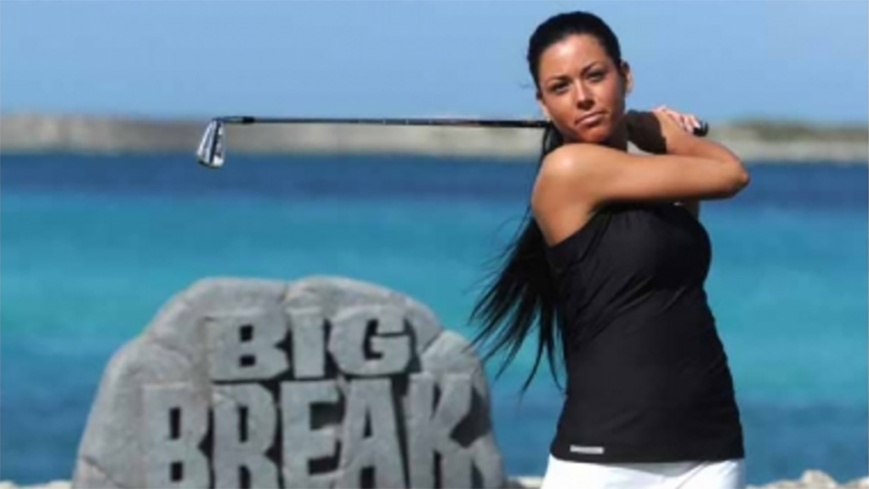 Also in 2012, Ghilzon competed in Golf Channel's Big Break Atlantis. She won the first two immunity challenges but was eventually eliminated in episode 5.