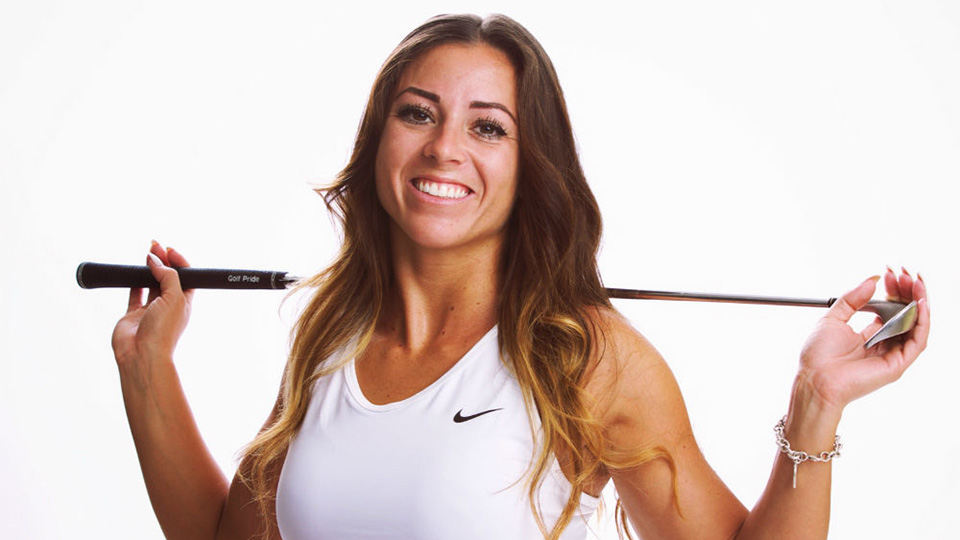 Natalia Ghilzon is a 26-year-old professional golfer from London, Canada.