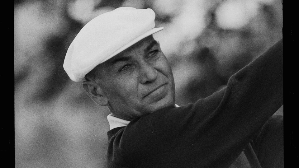 Ben Hogan won three of his nine majors in 1953.