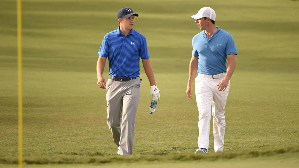 Jordan Spieth and Rory McIlroy made big bucks on the course (and off it) during the past year.