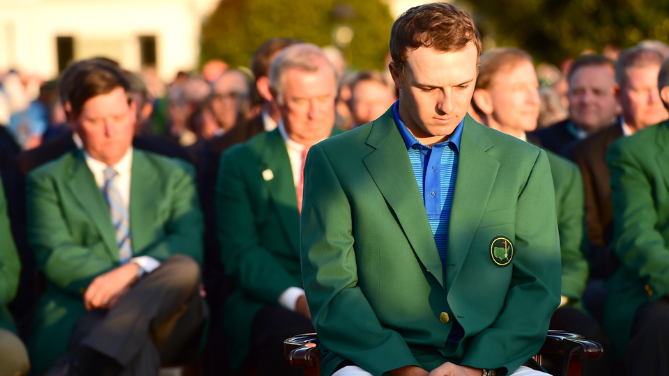 Jordan Spieth's 12th-hole disaster derailed his shot at a second green jacket.