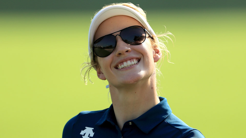 Paige Spiranac, Instagram Stars Descend On Dubai Ladies