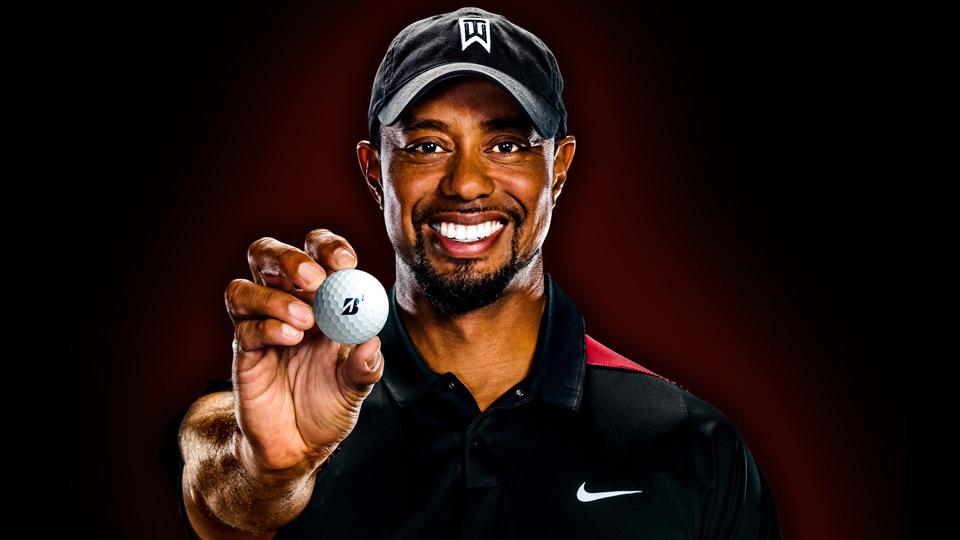 Tiger Woods Signs Multi-Year Deal with Bridgestone