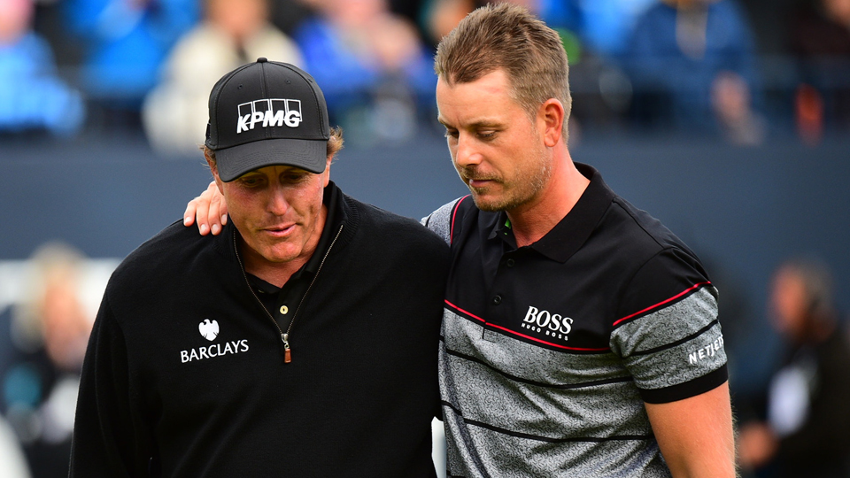 Phil Mickelson versus Henrik Stenson in the final round at Royal Troon won't be forgotten anytime soon.