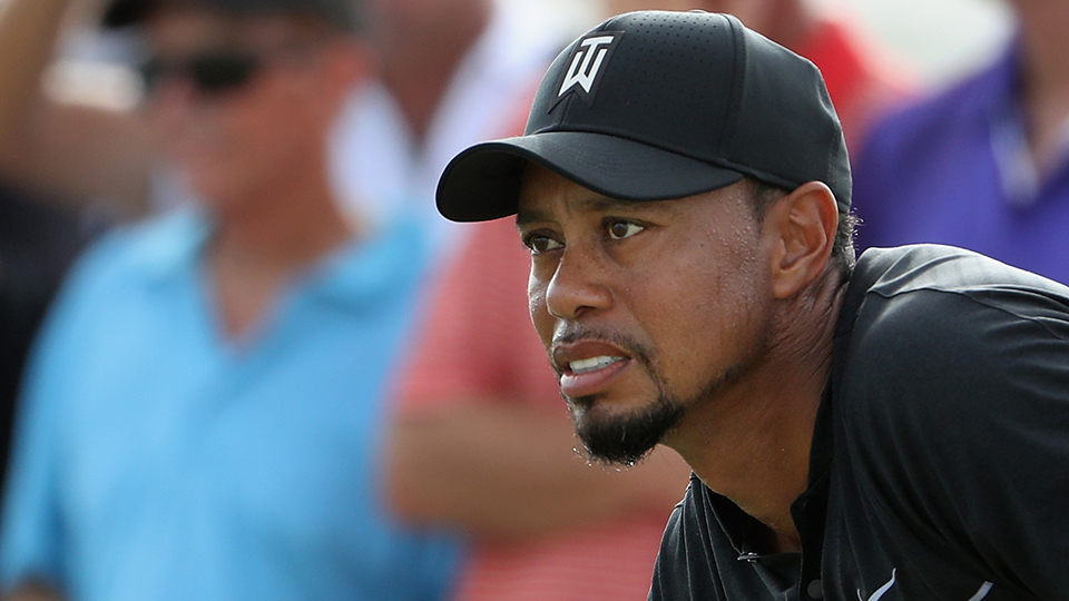 Tiger Woods will play four events in a five-week stretch in January and February.