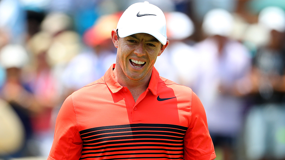 Rory McIlroy is off to a good start at the BMW South African Open Championship.