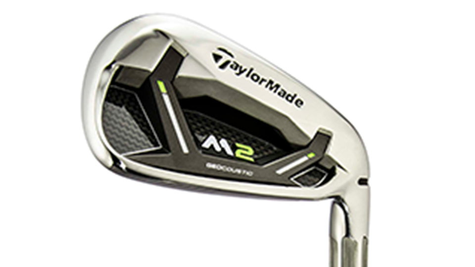 TaylorMade has ratcheted up the speed and power on misses with the M2.