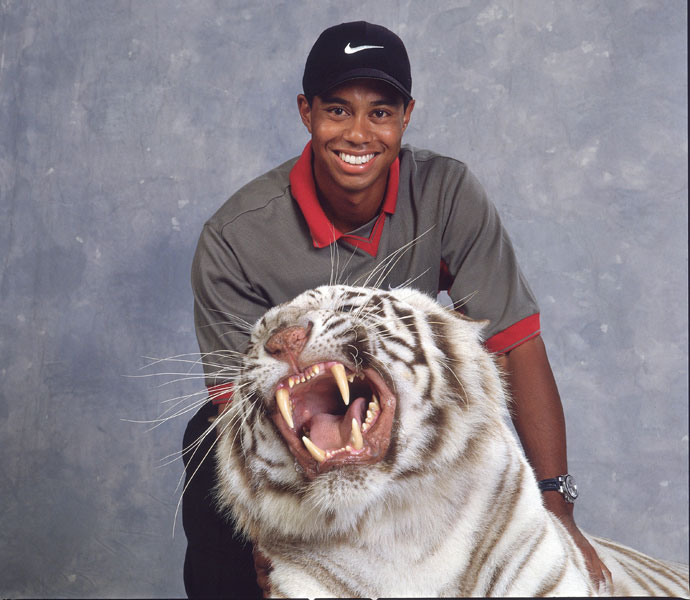 Tiger Woods: For the better part of two decades, Tiger Woods has easily been the main draw in golf. From prize money to casual interest, Tiger took golf to new heights during the peak of his reign in the early 2000s.