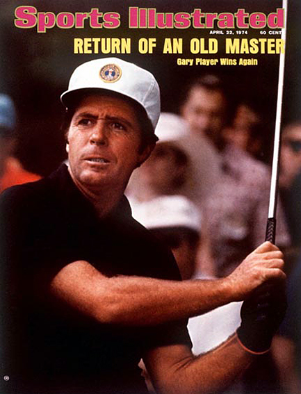 Gary Player wins 1974 Masters April 22, 1974