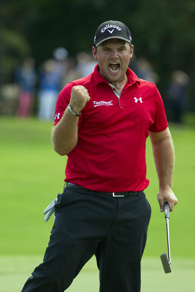 The U.S. has weaker rookies.  Wrong. Patrick Reed (pictured) was a match play killer as an amateur, and Jordan Spieth was so intimidated by playing with Tiger at Torrey Pines early this year, Spieth dusted the 14-time major winner by eight strokes. Et tu, Europe? How many highlights has Victor Dubuisson authored since the WGC-Match Play way back in February? And if your life depended on it, could you tell the difference between Jamie Donaldson and Stephen Gallacher? Didn't think so.