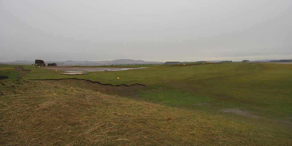 Another view of the 11th green.