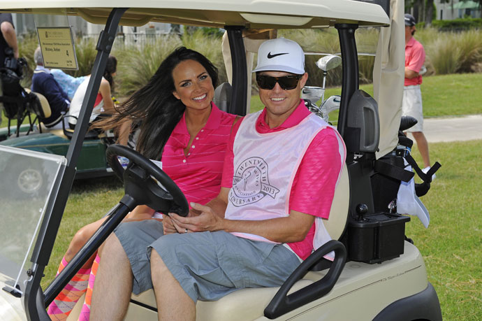 Nick and Amber Watney