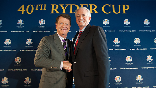 The Watson Decision Bishop announced Tom Watson as the 2014 U.S. Ryder Cup Team Captain in December 2012. This will be one of the decisions for which he will be most remembered -- but likely not celebrated.