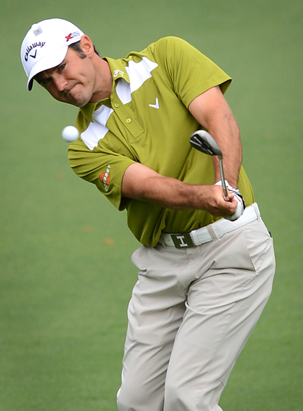 WORST: TREVOR IMMELMAN                     Immelman's clothes always fit him well, but I can't understand why so many pros are wearing this unflattering shade of green. A former Masters champion deserves better!