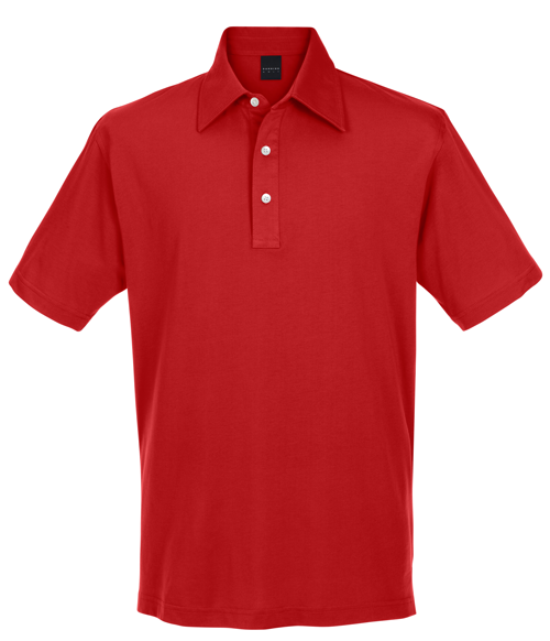 Dunning Heritage Performance Cotton Polo ($89; dunninggolf.com): Pima cotton and Dunning's proprietary technical fibers combine to create a new performance fabric that looks and feels just like cotton, but with premium moisture management properties. Shown in red but available in eight classic colors.
