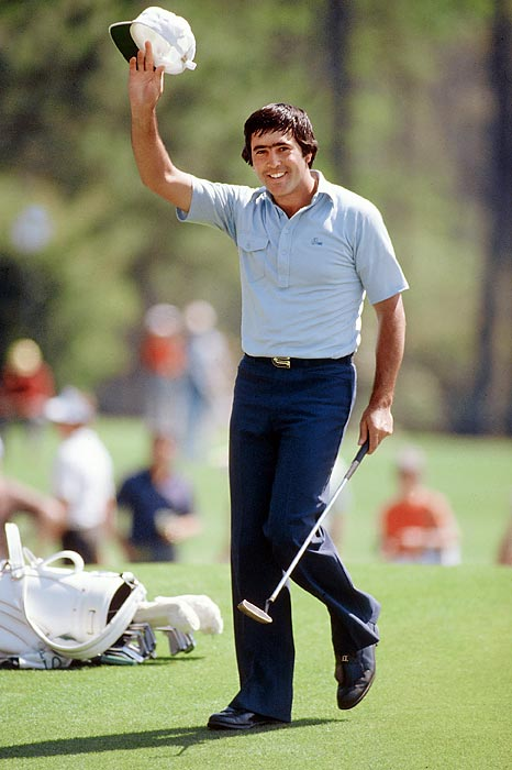 Seve Ballesteros made 23 birdies on his way to winning the 1980 Masters by four shots.
