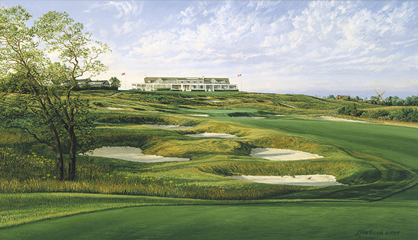 Shinnecock Hills (1995), 16th Hole                       Winner: Corey Pavin                       Course Finder Profile