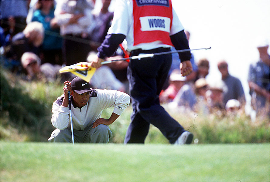Woods finished third in 1998 at Royal Birkdale. His friend Mark O'Meara won it in a playoff over Brian Watts.