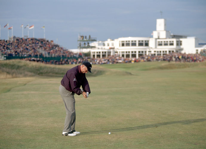 O'Meara followed his Masters triumph with a victory in the British Open at Royal Birkdale. He won the championship in a playoff by two shots over Brian Watts.