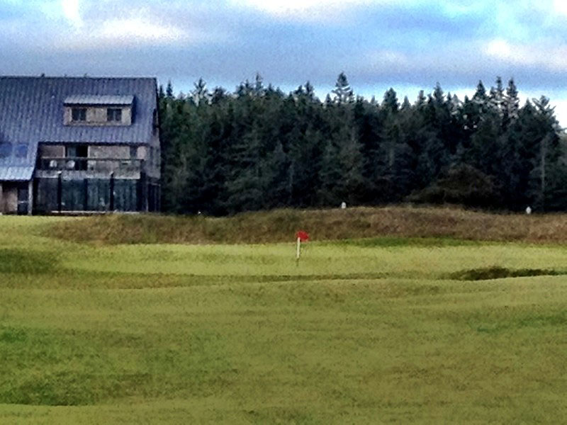 """""""@eamonlynch: Home. Hole 72."""""""