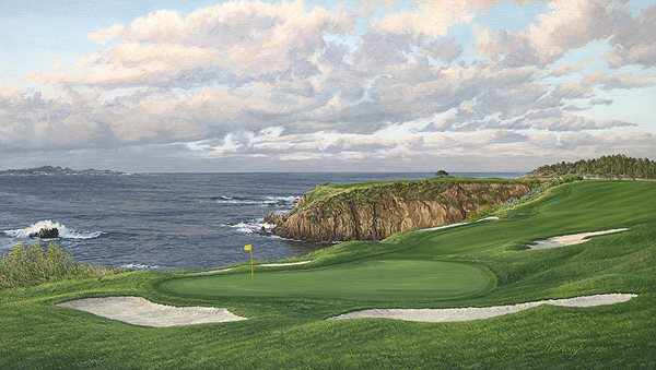 Pebble Beach Golf Links  (2000), 8th Hole                       Winner: Tiger Woods                       Course Finder Profile
