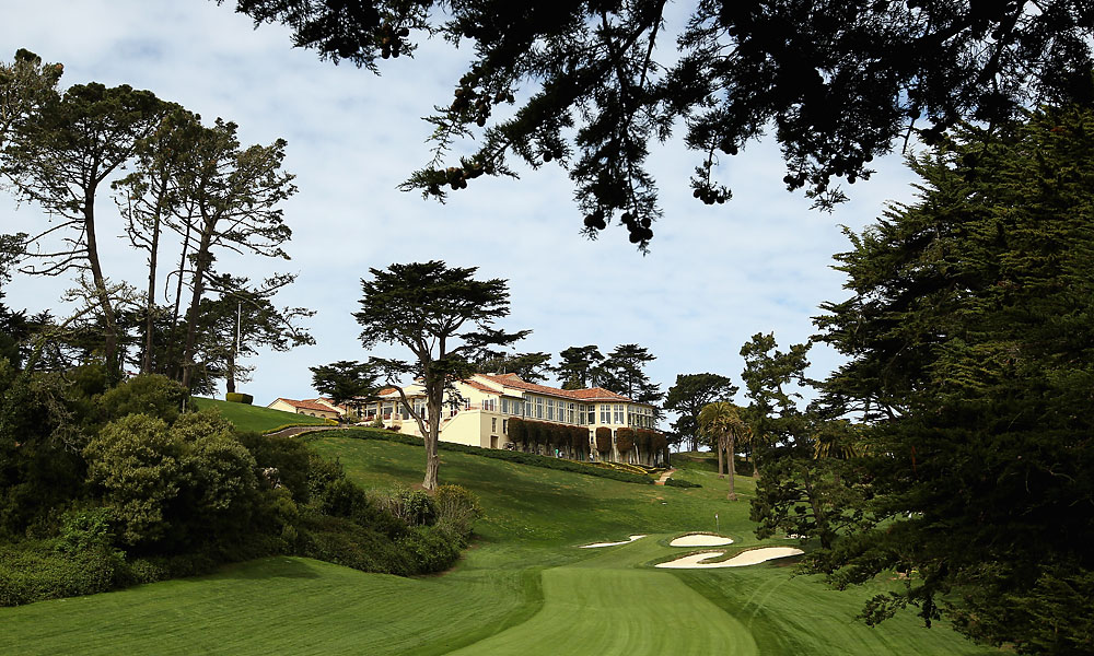 The Olympic Club is set to host the 2012 U.S. Open.