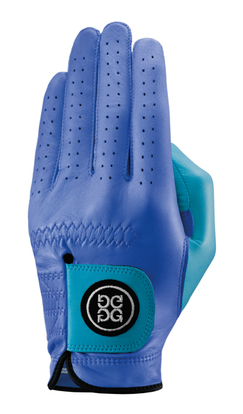 G/FORE Limited Luxe Gloves, $35.00; gfore.com                     Featuring contrasting thumb and tab colors, G/FORE's Limited Edition Luxe collection combines bold color blocking with premium AA Cabretta leather.