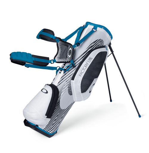 Oakley Factory Lite ($199; oakley.com): Weighing in at a mere 2.8 lbs, the Factory Lite is a walker's dream. Padded straps reduce shoulder stress while storage options include a mesh, glove and custom apparel pocket.
