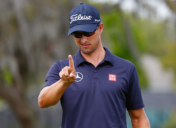 After tying the course record at Bay Hill with an opening round 10-under 62, Scott looked to be on the verge of a wire-to-wire victory.