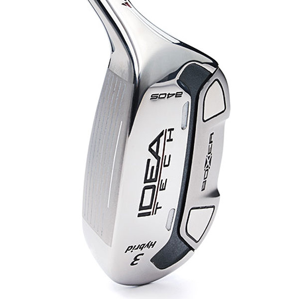 """$799, steel; $899, graphite                     adamsgolf.com                                          It's for: High handicappers                                          Michael Vrska, Director of product development:                      """"This stick is all about                     giving you maximum distance and extreme                     forgiveness. The long-hitting set is a mixture                     of the best materials and construction                     methods that you'll find in a set of clubs.""""                                          How it works: These big ol' irons (6-PW) are hollow, like                     hybrids, to maximize perimeter weighting. They have                     milled grooves to optimize spin, extra sole weighting                     and a thermoplastic insert across the back cavity that                     reduces shock by 30 percent. The shafts increase by                     0.75-inch increments (rather than 0.50-inch) to create                     discernible distance gaps from club to club.                                          Add Idea Tech a4OS hybrids (3-5) for a bona fide                     max-game-improvement design. The magnesium crown                     (77 percent lighter than stainless steel) pushes more                     weight to the sole. The club's low CG (4 percent lower                     than Tech OS) should improve launch. A geometric                     """"Boxer"""" shape plus two tungsten sole weights (totaling                     16 grams) fortify head stability (MOI is 15 percent higher                     than Tech OS). The draw-bias head has a maraging                     steel face to augment ball speed on off-center hits.                                          Compare and Buy These Irons"""