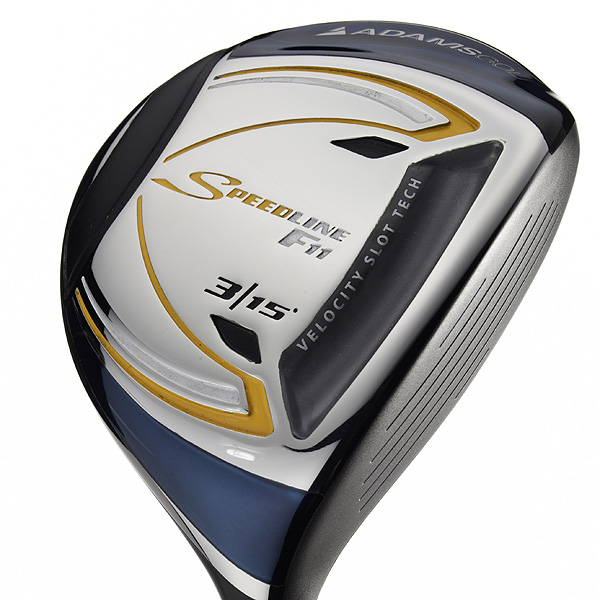 Adams Speedline F11                     $199, adamsgolf.com                                           SEE: Complete review, video                     TRY: GolfTEC, Golfsmith, Adams fitting                     BUY:  Adams Speedline F11 on Golf.com