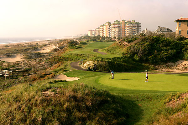 Amelia Island Plantation                       Amelia Island, Fla.                       888-261-6161, aipfl.com                       A master plan that dates to 1971 includes protections for the native tidal marshes, oceanfront dunes, grasslands and savannahs. In addition, the resort created a 40-foot vegetation buffer to allow waterways to remain pristine.