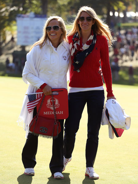 Amy Mickelson and Jillian Stacey.