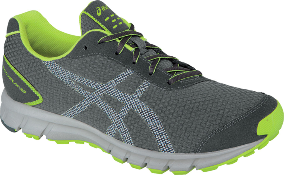 ASICS MATCHPLAY33, $80; asicsamerica.com                       As somewhat of a newcomer to the world of golf shoes, Asics is quickly making a name for itself. The Matchplay33 is the company's first fixed-spike golf shoe, designed to translate key technical features from their other shoe models by promoting natural foot movement.
