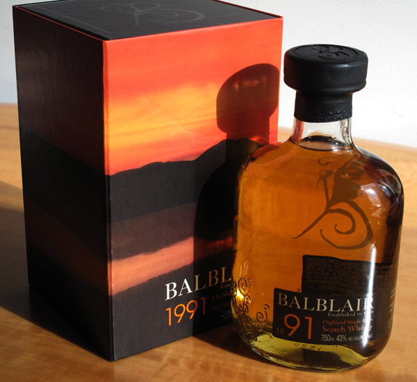 $50 (1997), $125 (1991), balblair.com                       More than 70 years before Old Tom Morris won his first Open Championship, John Ross made the first batch of Balblair. This year you can choose between two vintages, the 1991 and the 1997. The '91 has hints of citrus and butterscotch while the '97 has notes of raisin, vanilla and oak.