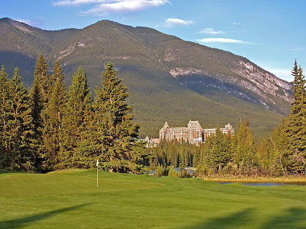 Canada                                              Best Golf:                       1. Fairmont Banff Springs                       2. Fairmont Jasper Park                       3. Fairmont Chateau Whistler                                              Best Lodging:                       1. Fairmont Chateau Whistler (left)                       2. Fairmont Jasper Park                       3. Fairmont Banff Springs